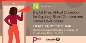 Interactive Ontario - Digital Dive