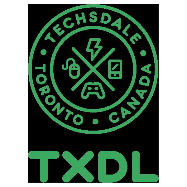 TXDL vertical logo