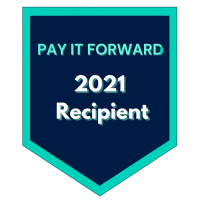 2021 Pay It Forward badgee